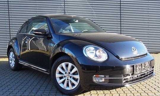 VW Beetle 1.2 TSI - 105 hk BMT