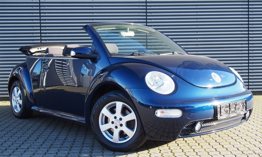 VW Beetle Convertible 1.4 ib NR. 10208