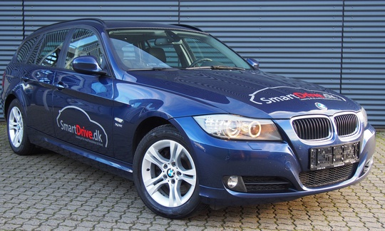 BMW 320 D Touring xDrive