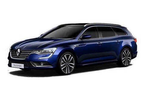 Renault Talisman Estate 1.6 ENERGY dCi - 130 hk EDC incl. S/F