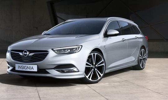 Opel Insignia ST 1,5T 165 HK Aut. Dynamic Plus incl - NY BIL