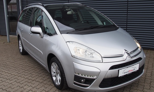 Citroen C4 Grand Picasso 1.6 HDI - 112 hk Exclusive 7 pers.
