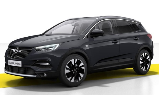 Opel Grandland X 1.6 - 120 hk Automatic Enjoy