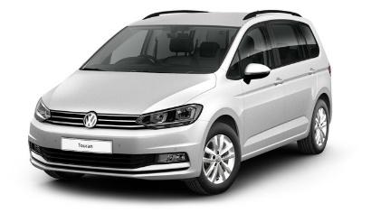 VW Touran Comfortline 1,4 TSI - NY BIL