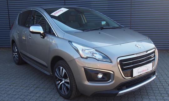 Peugeot 3008 2.0 HDi - 200 hk Hybrid 4x4 Automatic