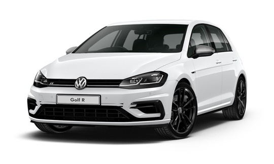 VW Golf R 2.0 TSI - 300 hk 4MOTION DSG
