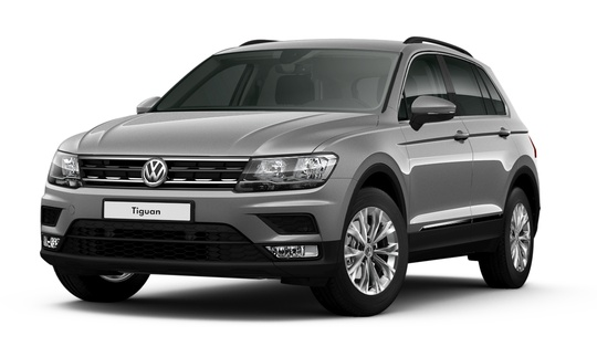 VW Tiguan II 2.0 TDI - 150 hk 4MOTION DSG Highline PLUS Pakke