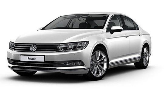 VW Passat 2.0 TDI - 150 hk DSG Highline Premium Pakke
