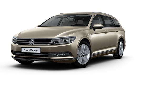 VW Passat Variant 2.0 TDI - 190 hk BMT DSG Highline Premium Pakke