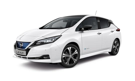 Nissan Leaf Tekna 40 kWh Leather ProPilot Park DK