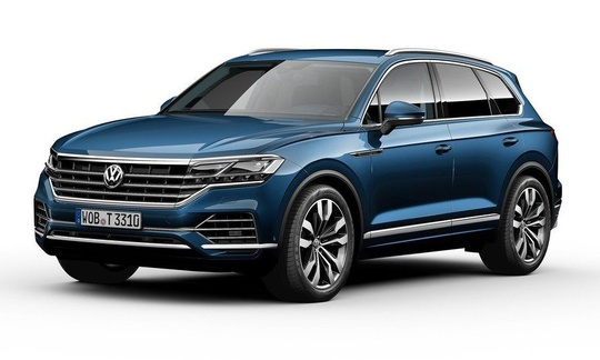 VW Touareg III 3.0 V6 TDI - 286 hk Atmosphere 4MOTION Tiptronic