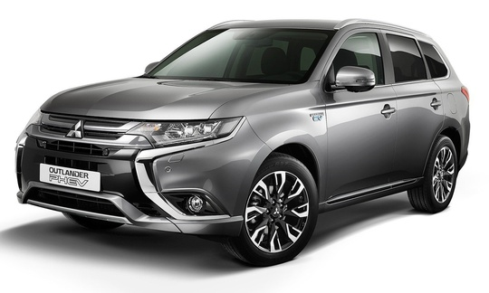 Mitsubishi Outlander PHEV L Instyle PLUG-IN HYBRID