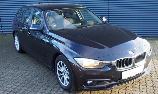 BMW 320 d - 163 hk Steptronic Efficient Dynamics Edition Touring