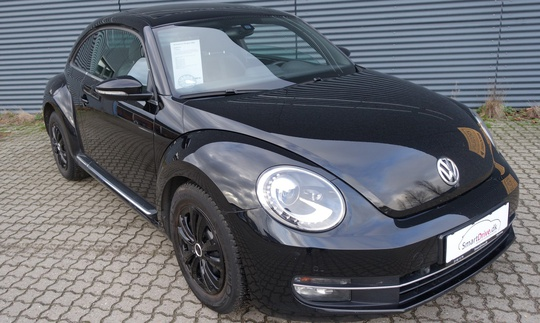 VW Beetle VW The Beetle 2,0 TDi 140 Sport 2d