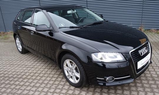 Audi A3 Sportback 2.0 TDI - 140 hk DPF