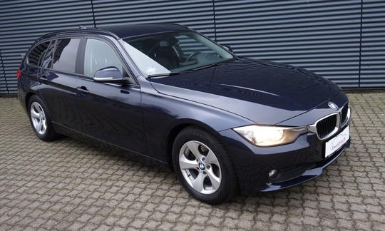 BMW 320 d - 163 hk EfficientDynamics Edition Steptronic Touring
