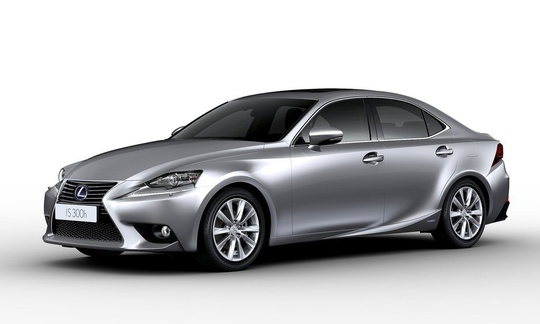 Lexus IS 300h - 223 hk Hybrid
