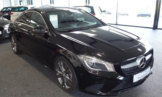 Mercedes CLA 200 CDI - 136 hk 4MATIC DCT