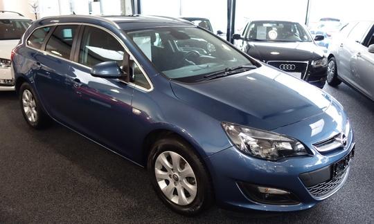 Opel Astra K Sports Tourer 1.6 CDTi - 136 hk ecoFLEX start&stop