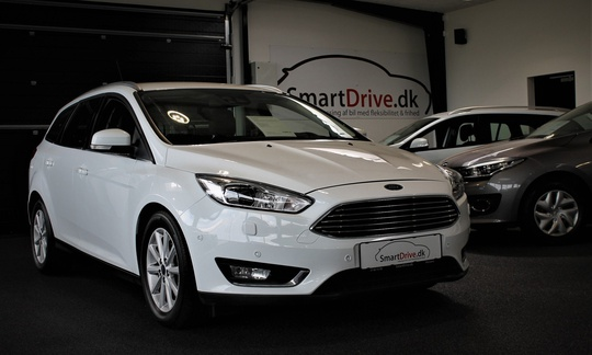 Ford Focus III 2.0 TDCi - 150 hk Automatic S&S
