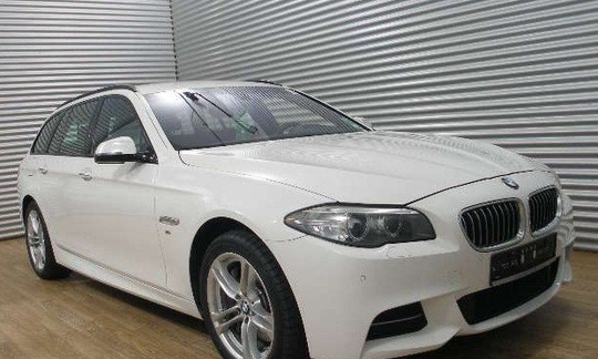 BMW 525 d - 218 hk xDrive Steptronic Touring