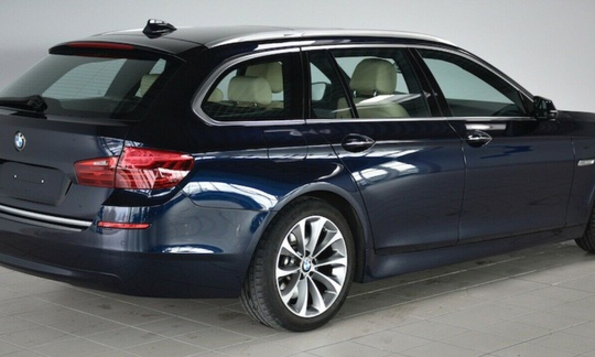 BMW 530 d - 258 hk Steptronic Touring