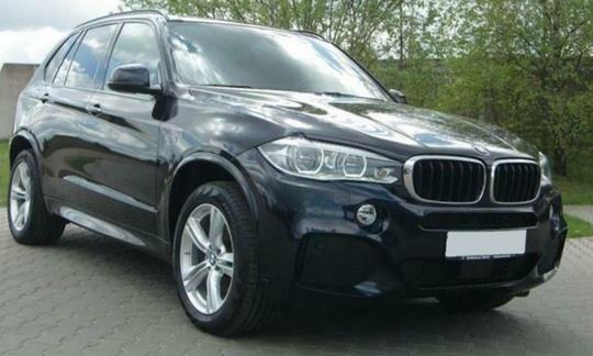 BMW X5 30d - 258 hk xDrive M-sportspakke Panorama LED lygter