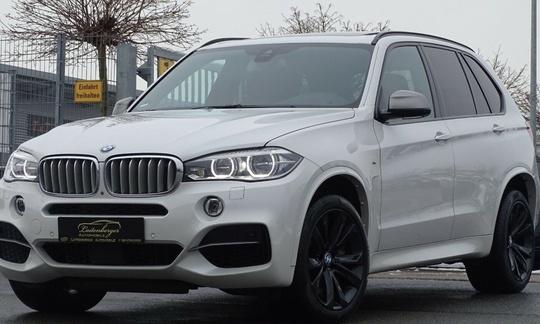 BMW X5 M50d - 381 hk Automatic