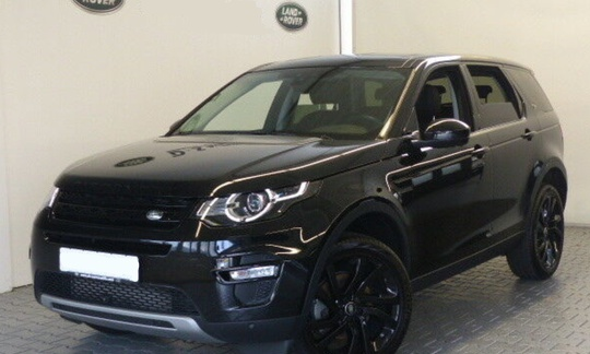 Land Rover Discovery Sport 2.2 TD4 - 150 hk AWD Automatic