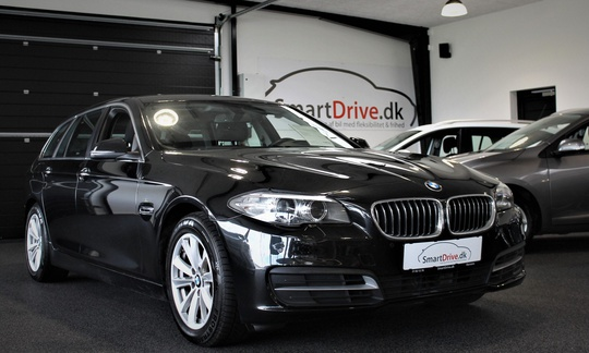 BMW 520 d - 190 hk Steptronic Touring