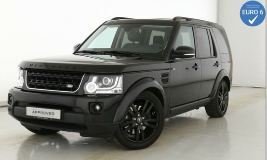 Land Rover Discovery IV 3.0 SD V6 - 256 hk AWD Automatic