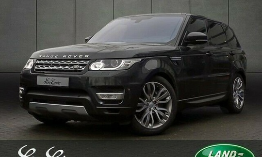 Land Rover Range Rover Sport II 3.0 SDV6 - 306 hk AWD Automatic