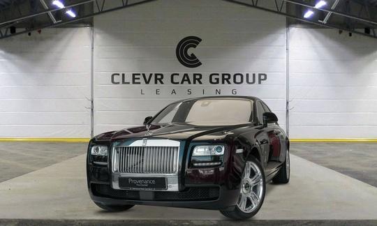 Rolls-Royce Ghost 6.6 V12 48V - 610 hk