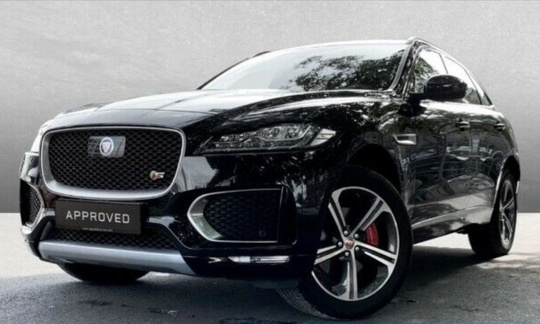 Jaguar F-Pace 3.0 V6 - 300 hk AWD Automatic First Edition