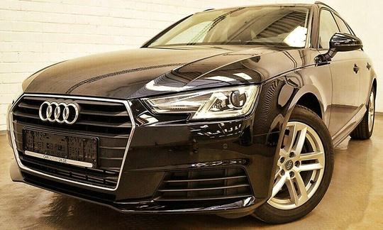 Audi A4 Avant 2.0 TFSI - 190 hk S tronic