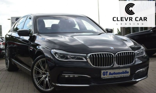BMW 750i - 450 hk Steptronic