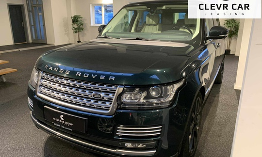 Land Rover Range Rover Vogue 4.4 V8 Autobiography - 339 HK AWD Automatic