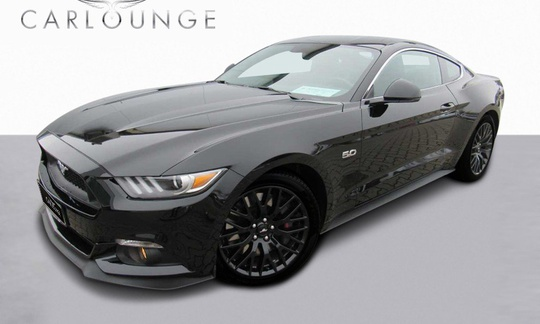 Ford Mustang Convertible VI GT 5.0 Ti-VCT V8 - 421 hk Automatic