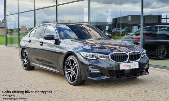 BMW 320d 2,0 M-Sport aut. 4d