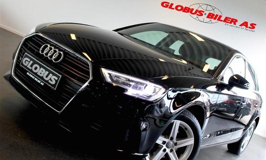 Audi A3 Sportback 1,0 TFSI Sport 116HK 5d 6g 5d