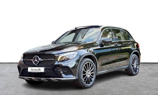 Mercedes GLC leasing