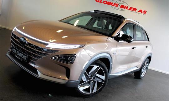 Hyundai Accent Nexo  Brint Premium 163HK 5d Aut. 5d