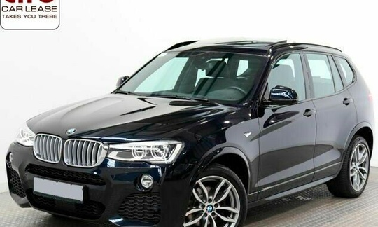BMW X3 30d - 258 hk xDrive Automatic