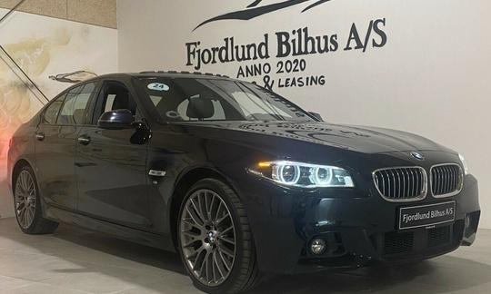 BMW 535d 3,0 xDrive aut. 4d