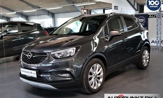 Opel Mokka X 1,4 T 140 Innovation aut. 5d
