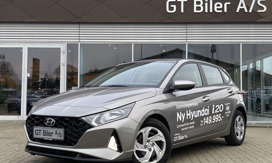 Hyundai i20 1,2 Mpi Essential 5d