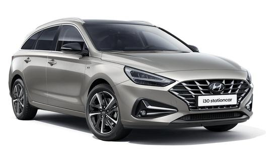 Hyundai i30 Stc. 1,0 T-GDi DCT Essential