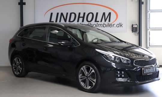 Kia None CRDi 136 GT-Line Limited SW