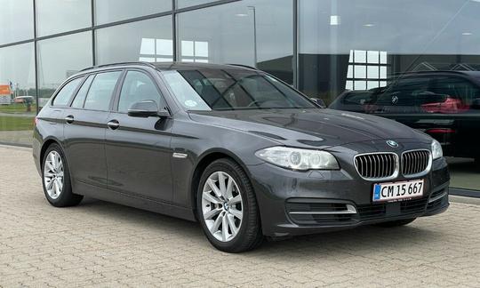 BMW 530d 3,0 Touring aut. Van 5d