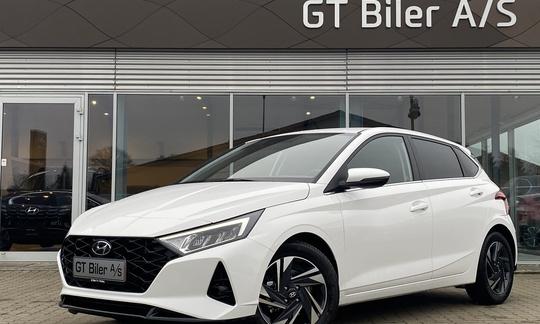 Hyundai i20 1,0 T-GDi DCT Advanced